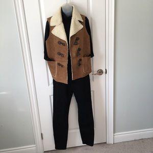 Outerwear vest